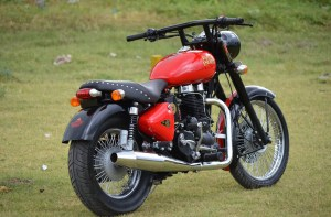 Royal Enfield Modified HD Wallpaper