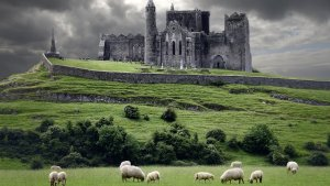 castle - Ireland beautiful tourist location