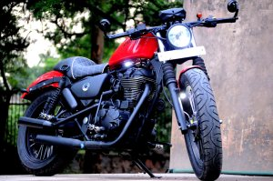 Royal-Enfield-Modification