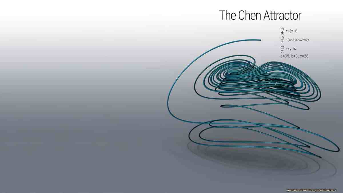 The Chen Attractor
