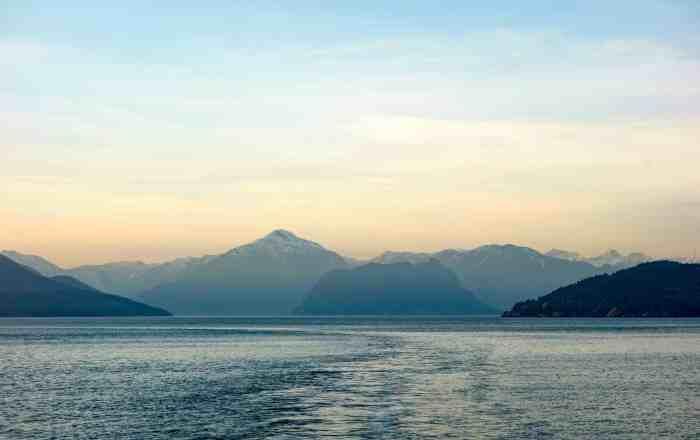 Vancouver Island Sunset 2