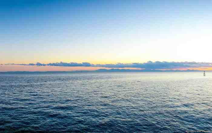 Vancouver Island Sunset