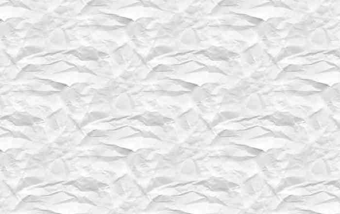 Wrinkled-White-Paper