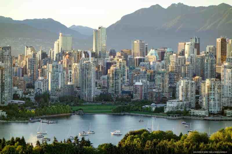 Yaletown-Vancouver-Sunset