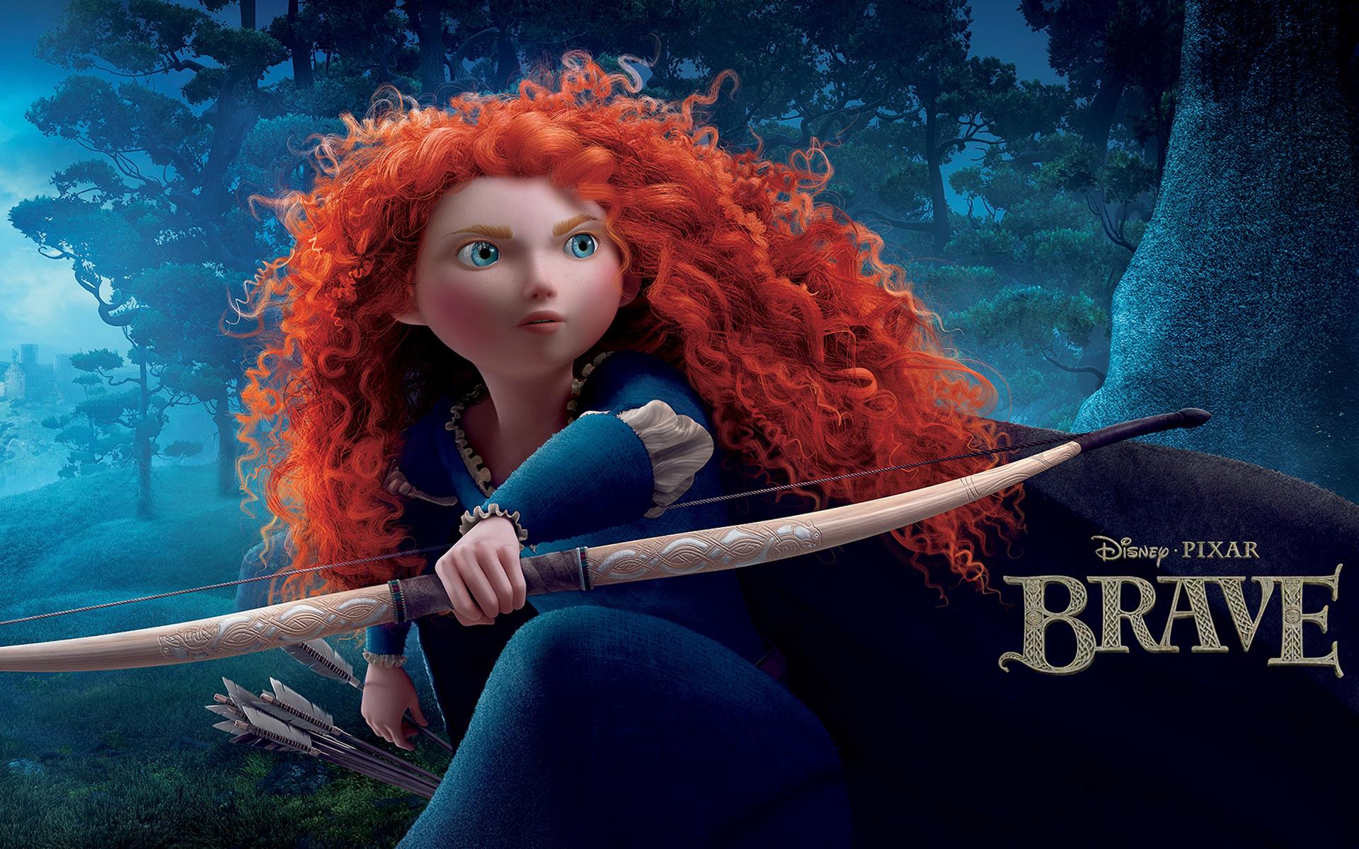 Disney Pixar Brave Wallpapers