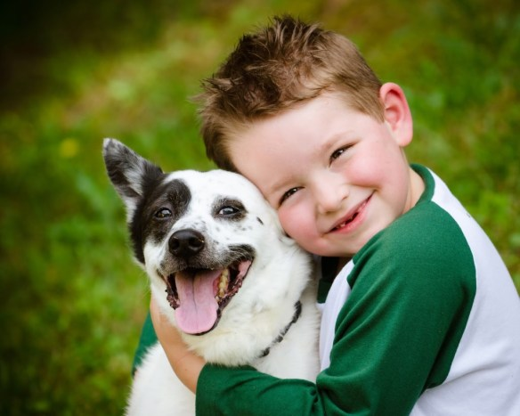 What having a pet teaches your child