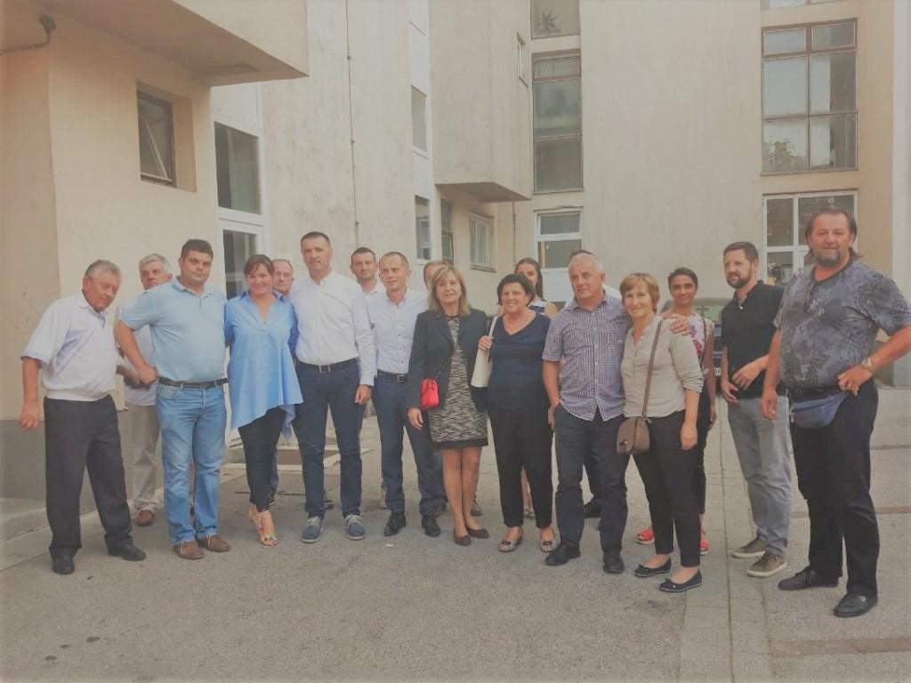 Priopćenje za javnost TO HDZ-a grada Gospića