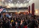 VELEBNI SKUP Predsjednik Plenković u Gospiću na predstavljanju liste HDZ-a i koalicije