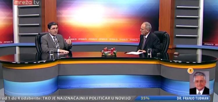 VIDEO: Zoran Piličić u emisiji Drugo mišljenje