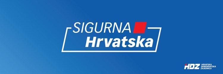 HDZ Sigurna Hrvatska