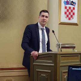 Mislav Herman predstavio program u Podsused-Vrapču