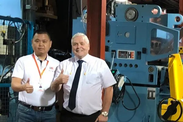 Global Agents Support Coil Machinery Service