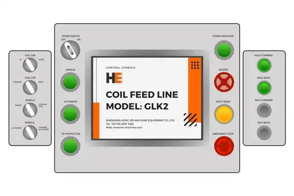 COIL-FEED-LINE-CONTROL-SYSTEM