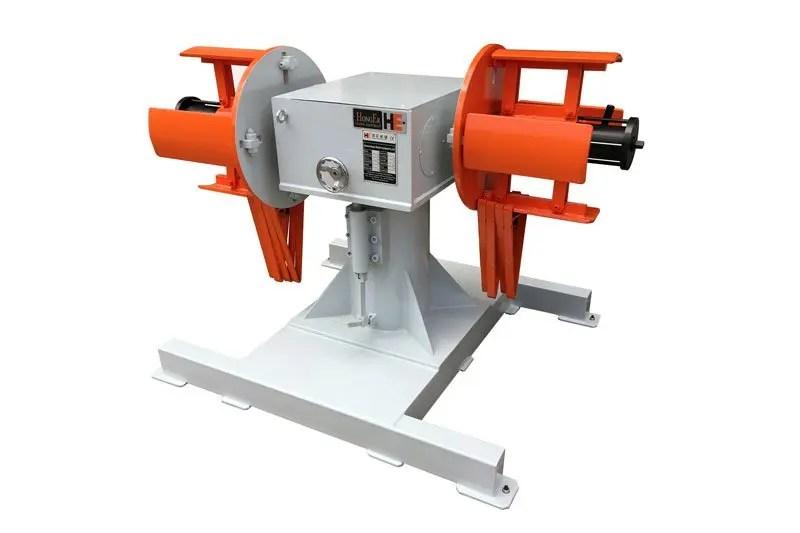double-decoiler-machine