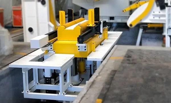 coil-loading-car-coil-feeding-line