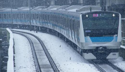 京浜東北線の振替輸送で地下鉄(東京メトロ)料金は別途必要?大雪遅延時の注意点について