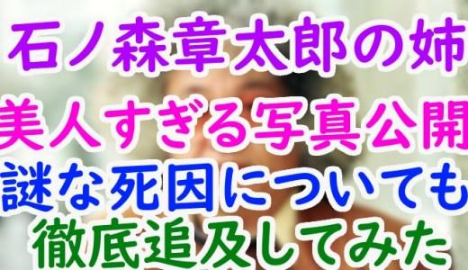 石ノ森章太郎の姉(由恵)の死因とは?美人すぎる顔画像と彼氏はいたのか調べてみた