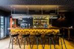 The Royal Snail Hotel Namur Hotel Bar(1)