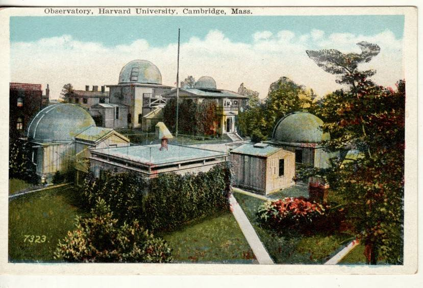 Harvard College Observatory History In Images