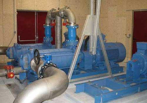 Station de production de 500 m3/h HEA Bearn Pau 64