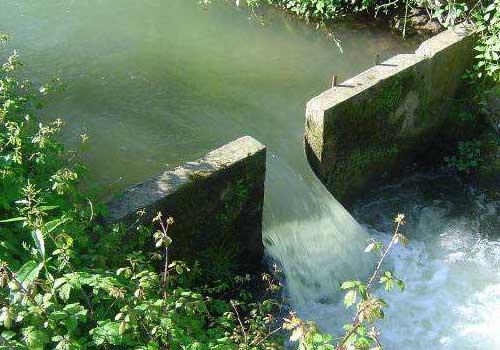 Optimisation du franchissement piscicole d'une passe HEA Pau 64