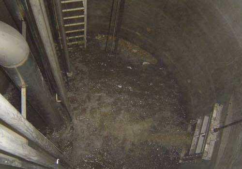 Réhabilitation d'un poste de relevage 560 m3/h HEA Pau 64