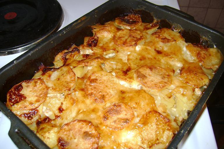 Картоп (шамамен 1 кг)