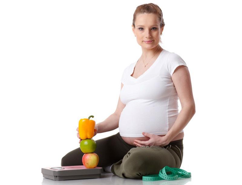 în mod sigur pierde în greutate gravidă)