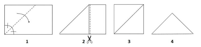 কিভাবে একটি বর্গ ভিত্তিক origami ভিত্তিতে তৈরি করতে