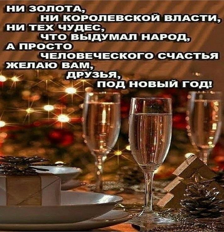смешные пожелания и тосты на новый год химия относится разряду