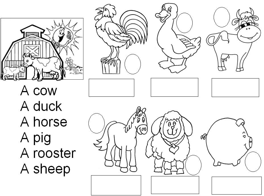 картинки для дошколят на английскому виды электрических