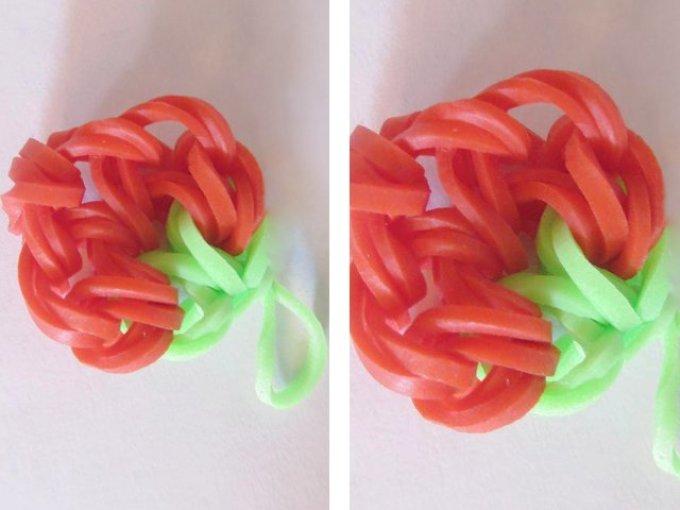Keychain-Strawberry.