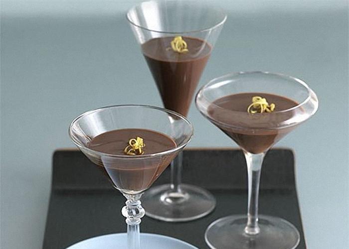 Қара шоколадты шоколад