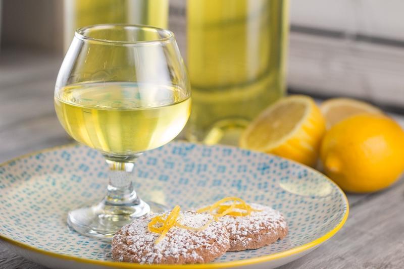 Араққа лимонсельо