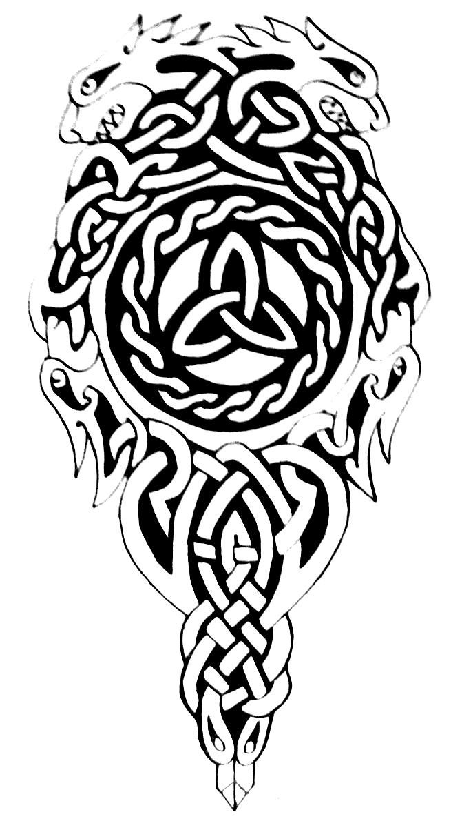 сложные татуировки эскизы татуировок со смыслом и их значение