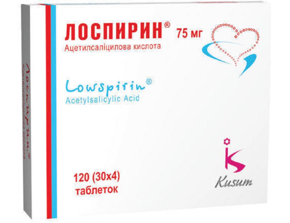 Lospirin.