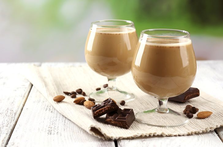 Шоколадты кремді ликер