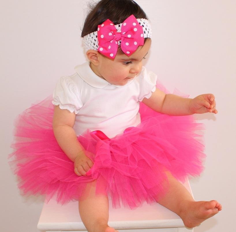 Φούστα-δέσμη για ένα μικρό κορίτσι το κάνετε μόνοι σας