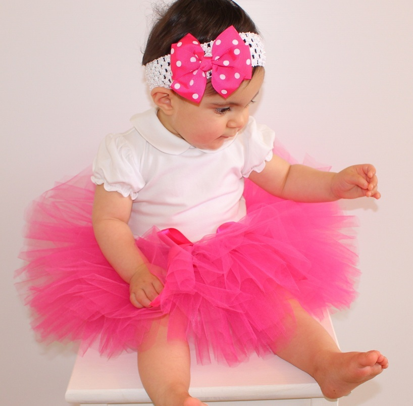 Rok-bundel untuk seorang gadis kecil melakukannya sendiri