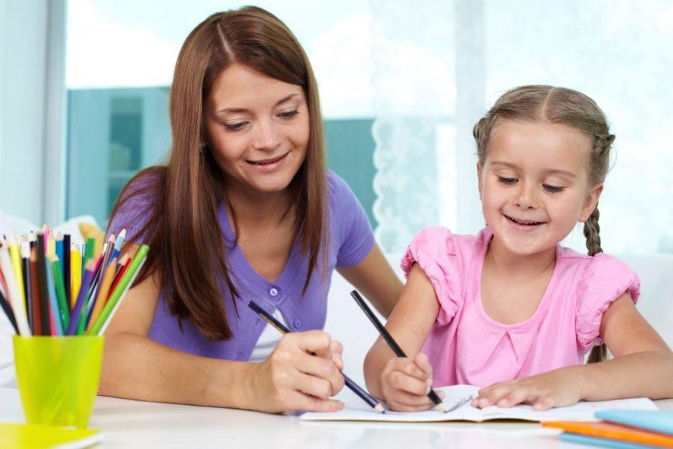 Çocuk öğrenme genç sınıflar yetkin bir şekilde yaz