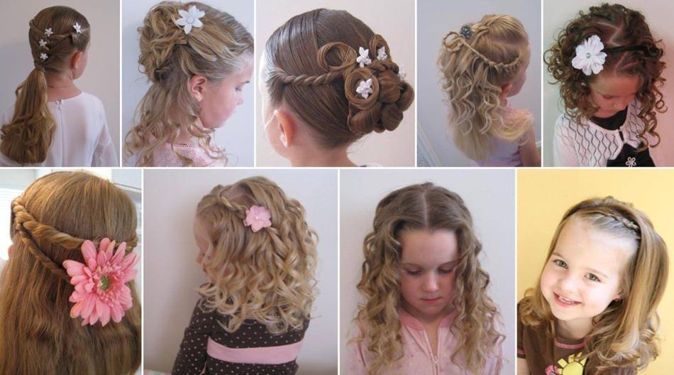 Dziecięca Fryzura Do Cienkich Włosów łatwe Fryzury Dla