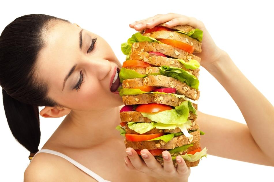 دلیل اصلی تغذیه غلط است