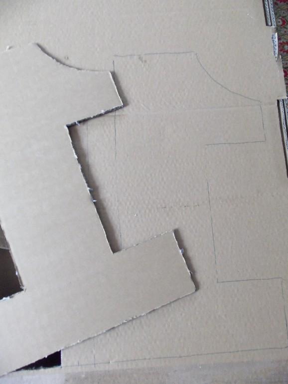 Cómo cortar la base del cartón