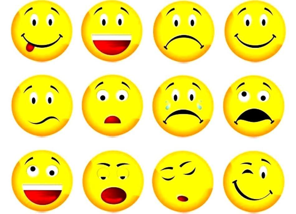 банкетный эмоции в картинках для психолога смайлики светлая мелодия, утренний