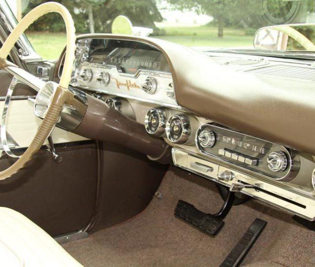 1957 Desoto Fireflite Sportsman Interior