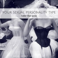 Your Sexual Personality Type™ • take the quiz