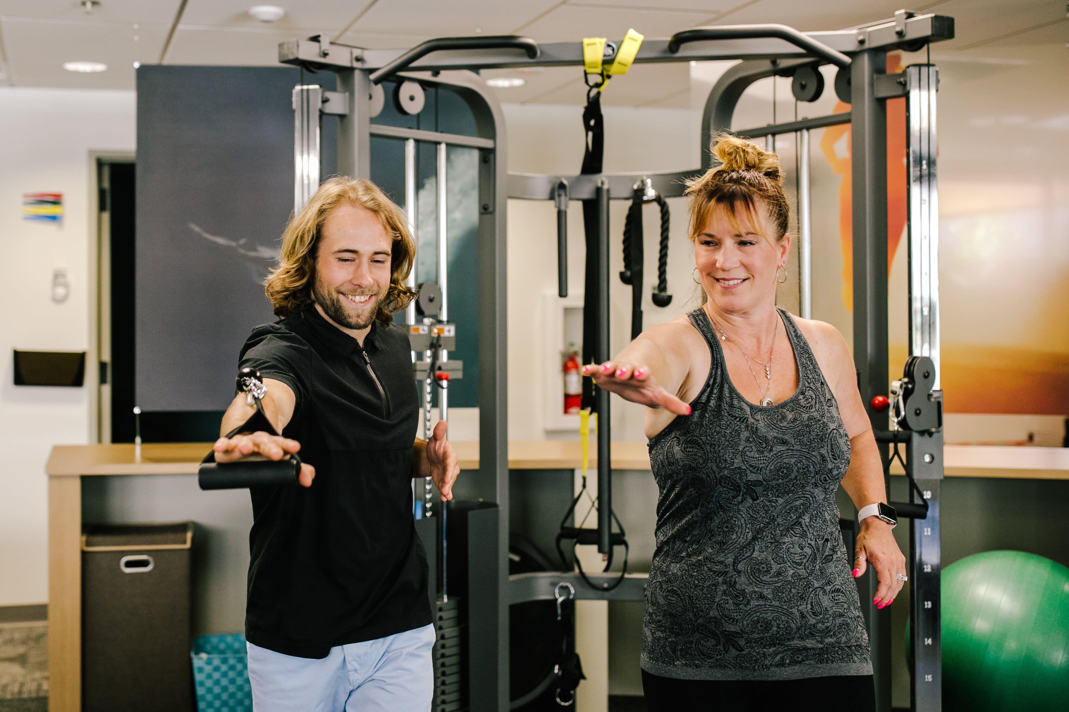 Active Rehabilitation