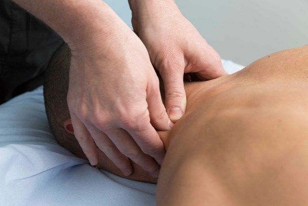 Sports massage Leatherhead