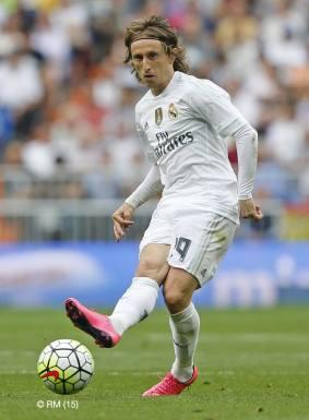 Luka passes