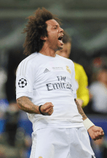 Excited Marcelo
